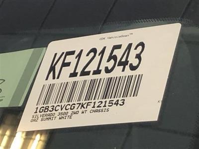 2019 Silverado 3500 Regular Cab DRW 4x2,  Knapheide Standard Service Body #KF121543 - photo 24