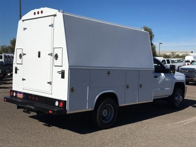 2019 Silverado 3500 Regular Cab DRW 4x2,  Royal Service Utility Van #KF121576 - photo 1