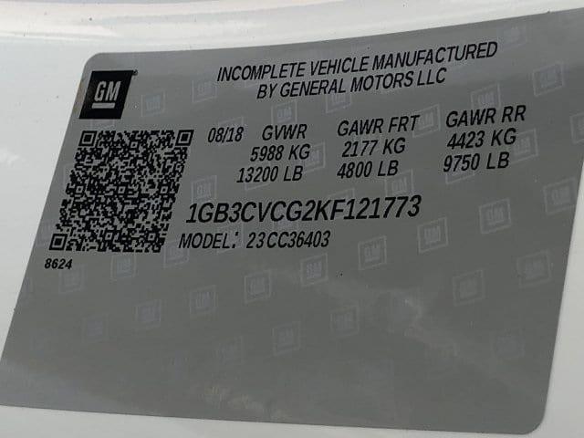 2019 Silverado 3500 Regular Cab DRW 4x2,  Royal RSV Service Utility Van #KF121773 - photo 24