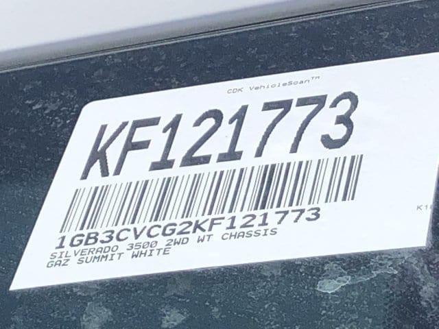 2019 Silverado 3500 Regular Cab DRW 4x2,  Royal RSV Service Utility Van #KF121773 - photo 25