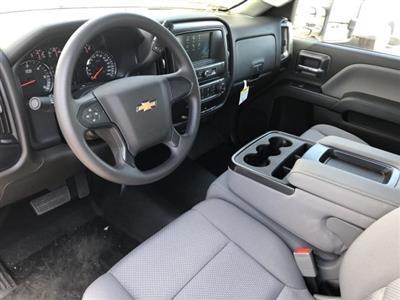 2019 Silverado 3500 Regular Cab DRW 4x2,  Royal RSV Service Utility Van #KF121773 - photo 16