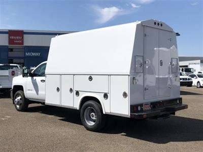 2019 Silverado 3500 Regular Cab DRW 4x2,  Royal RSV Service Utility Van #KF121773 - photo 2