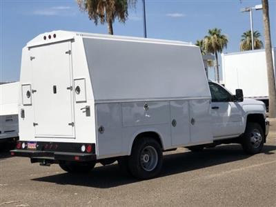 2019 Silverado 3500 Regular Cab DRW 4x2,  Royal RSV Service Utility Van #KF121773 - photo 7