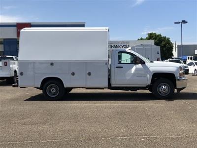 2019 Silverado 3500 Regular Cab DRW 4x2,  Royal RSV Service Utility Van #KF121773 - photo 8