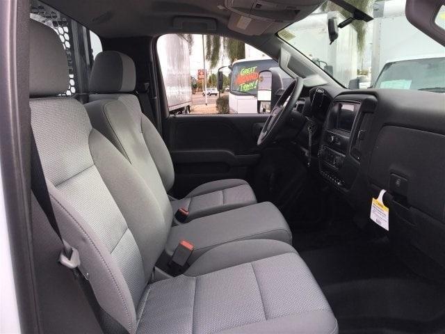 2019 Silverado 3500 Regular Cab DRW 4x2,  Knapheide Value-Master X Stake Bed #KF122382 - photo 9