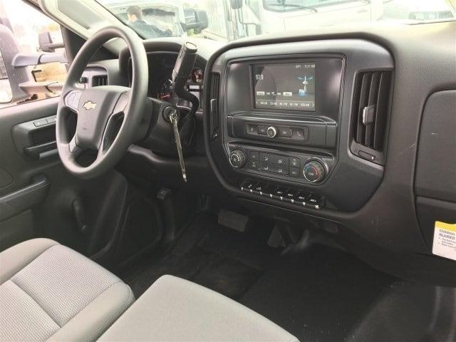 2019 Silverado 3500 Regular Cab DRW 4x2,  Knapheide Value-Master X Stake Bed #KF122382 - photo 10