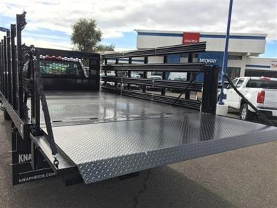 2019 Silverado 3500 Regular Cab DRW 4x2,  Knapheide Value-Master X Stake Bed #KF122382 - photo 12