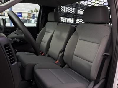 2019 Silverado 3500 Regular Cab DRW 4x2,  Knapheide Value-Master X Stake Bed #KF122382 - photo 13