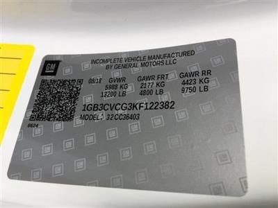 2019 Silverado 3500 Regular Cab DRW 4x2,  Knapheide Value-Master X Stake Bed #KF122382 - photo 19