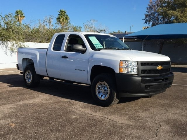 2013 Silverado 1500 Double Cab 4x4,  Pickup #KF129713A - photo 1