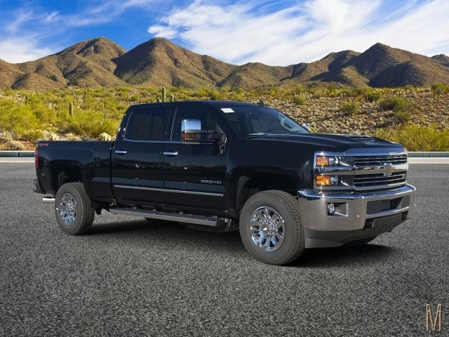 2019 Silverado 2500 Crew Cab 4x4,  Pickup #KF145860 - photo 1