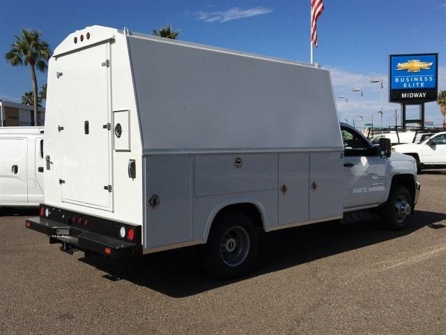 2019 Silverado 3500 Regular Cab DRW 4x2,  Royal Service Utility Van #KF148147 - photo 1