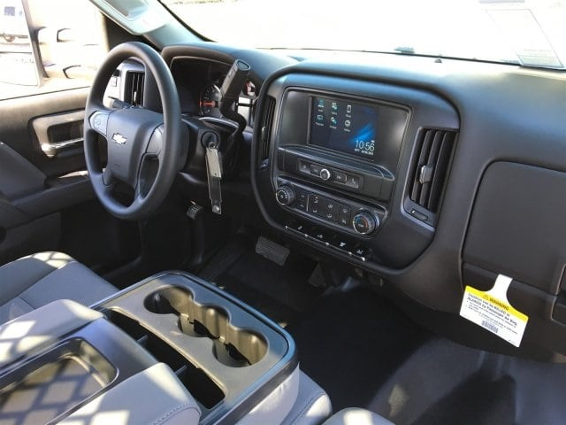 2019 Silverado 3500 Regular Cab DRW 4x2,  Royal Contractor Body #KF158197 - photo 13