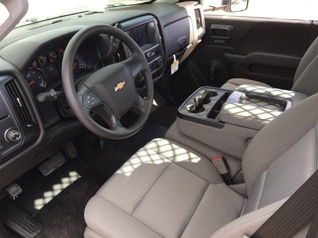 2019 Silverado 3500 Regular Cab DRW 4x2,  Harbor Standard Contractor Body #KF158516 - photo 17