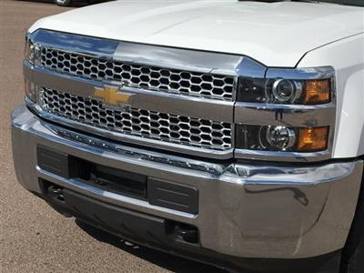 2019 Silverado 3500 Regular Cab DRW 4x2,  Harbor Standard Contractor Body #KF158516 - photo 9
