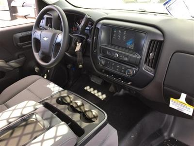 2019 Silverado 3500 Regular Cab DRW 4x2,  Harbor Standard Contractor Body #KF158516 - photo 16