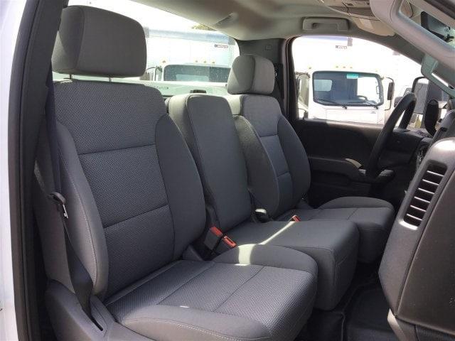 2019 Silverado 3500 Regular Cab DRW 4x2,  Harbor ComboMaster Combo Body #KF161387 - photo 13