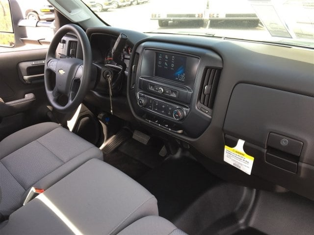 2019 Silverado 3500 Regular Cab DRW 4x2,  Harbor ComboMaster Combo Body #KF161387 - photo 15