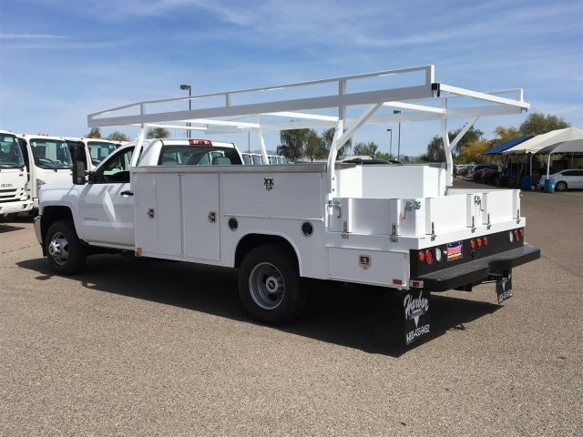 2019 Silverado 3500 Regular Cab DRW 4x2,  Harbor Combo Body #KF161387 - photo 1