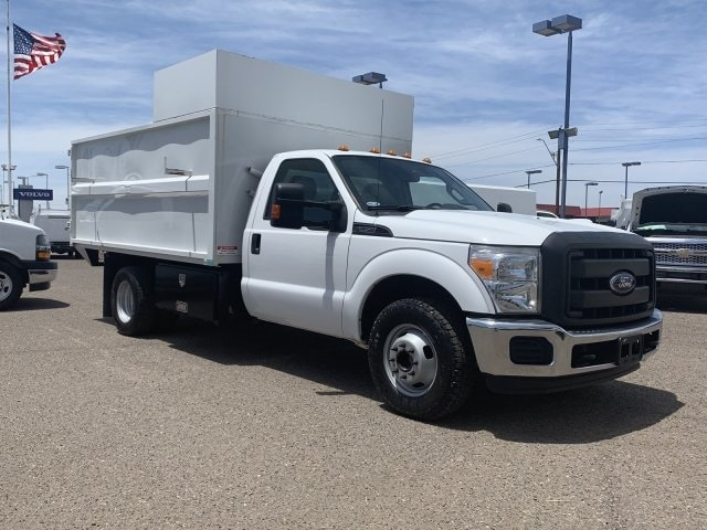 2016 F-350 Regular Cab DRW 4x2,  Landscape Dump #KF203924A - photo 1