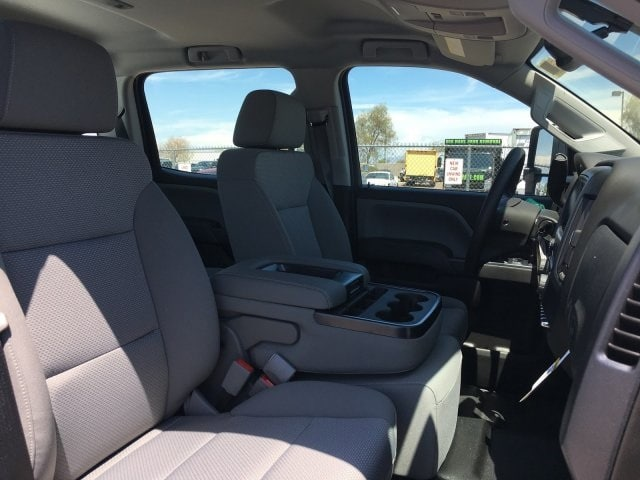 2019 Silverado 3500 Crew Cab DRW 4x2,  Knapheide Standard Service Body #KF207907 - photo 8
