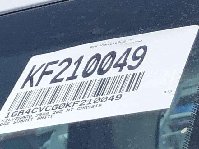 2019 Silverado 3500 Crew Cab DRW 4x2,  Knapheide Standard Service Body #KF210049 - photo 23
