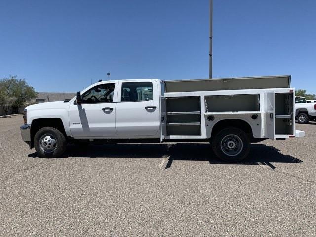 2019 Silverado 3500 Crew Cab DRW 4x2,  Knapheide Standard Service Body #KF210154 - photo 5