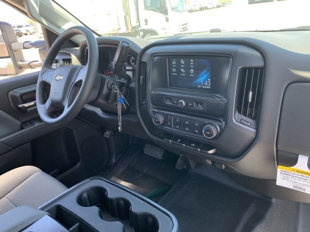 2019 Silverado 3500 Crew Cab DRW 4x2,  Harbor ComboMaster Combo Body #KF210545 - photo 12