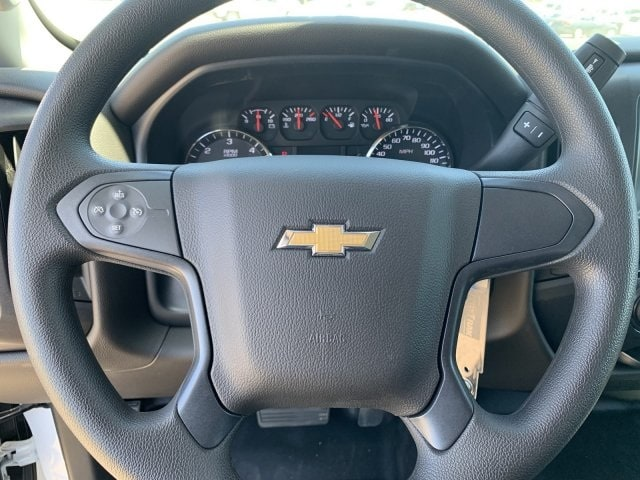 2019 Silverado 3500 Crew Cab DRW 4x2,  Harbor ComboMaster Combo Body #KF210545 - photo 19