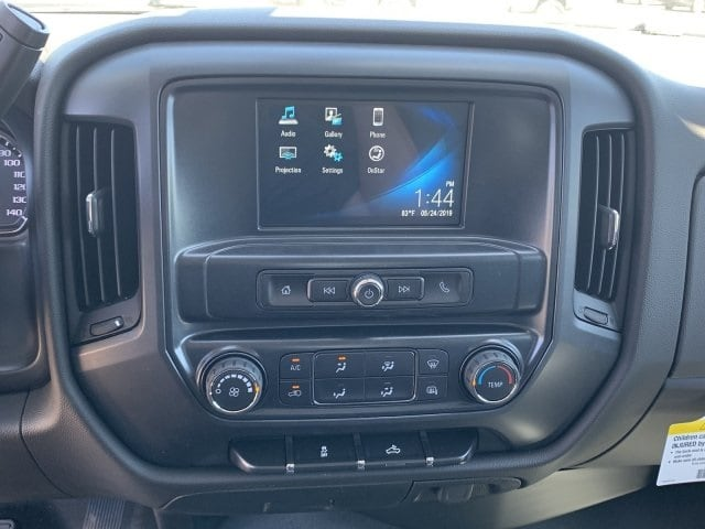 2019 Silverado 3500 Crew Cab DRW 4x2,  Harbor ComboMaster Combo Body #KF210545 - photo 21