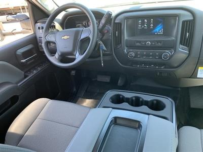 2019 Silverado 3500 Crew Cab DRW 4x2,  Harbor ComboMaster Combo Body #KF210545 - photo 13