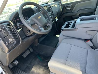 2019 Silverado 3500 Crew Cab DRW 4x2,  Harbor ComboMaster Combo Body #KF210545 - photo 18