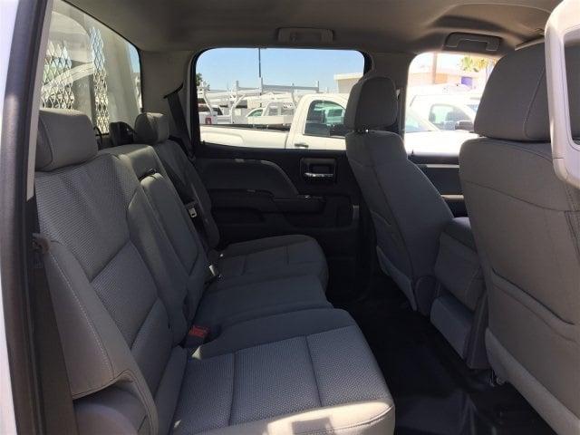 2019 Silverado 3500 Crew Cab DRW 4x2,  Harbor Standard Contractor Body #KF211633 - photo 14