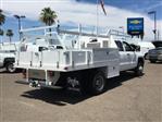 2019 Silverado 3500 Crew Cab DRW 4x2,  Harbor Standard Contractor Body #KF211633 - photo 4