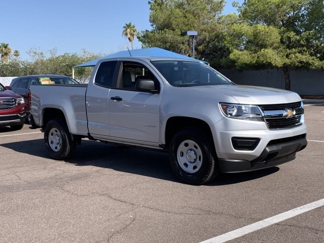 2019 Colorado Extended Cab 4x2,  Pickup #KF214034A - photo 1