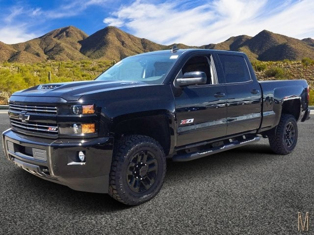 2019 Silverado 2500 Crew Cab 4x4,  Pickup #KF219689 - photo 1