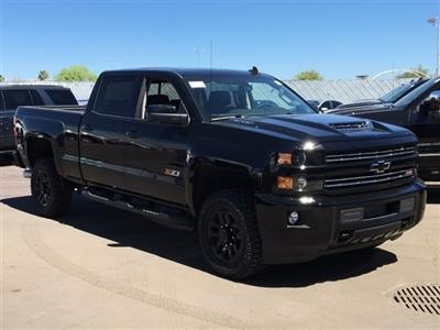 2019 Silverado 2500 Crew Cab 4x4,  Pickup #KF219689 - photo 3