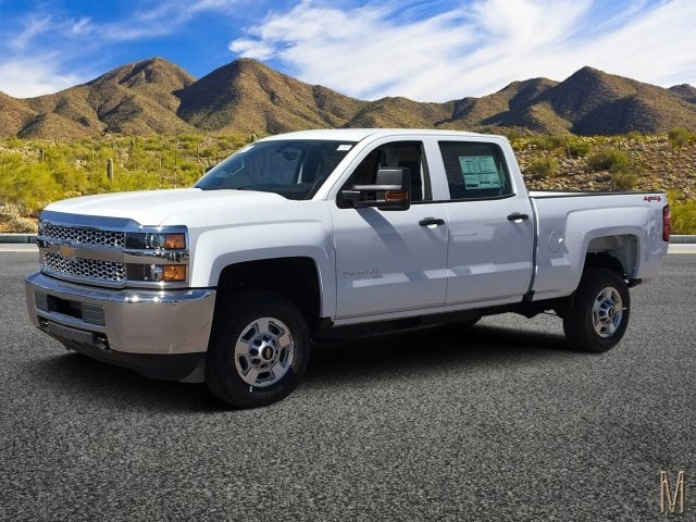 2019 Silverado 2500 Crew Cab 4x4,  Pickup #KF220961 - photo 1
