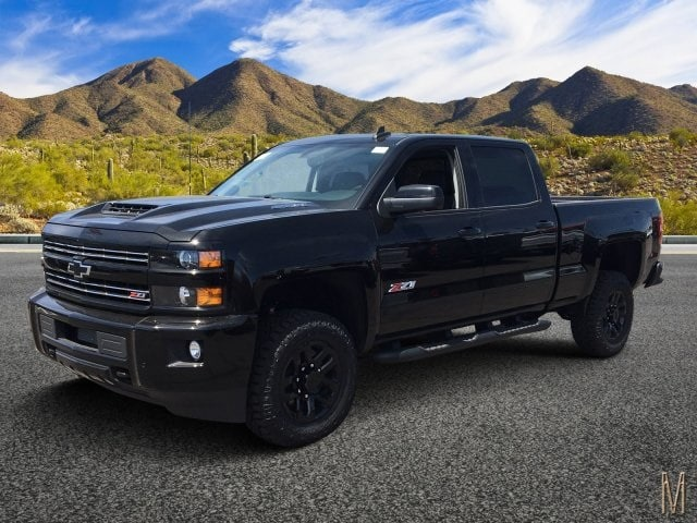 2019 Silverado 2500 Crew Cab 4x4,  Pickup #KF225664 - photo 1