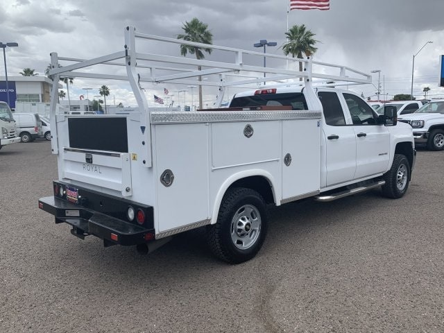 2017 Silverado 2500 Double Cab 4x2,  Service Body #KF234093A - photo 1