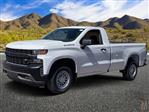 2019 Silverado 1500 Regular Cab 4x2,  Pickup #KG105894 - photo 1