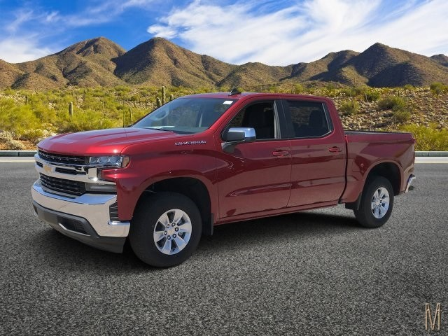 2019 Silverado 1500 Crew Cab 4x2,  Pickup #KG108821 - photo 1