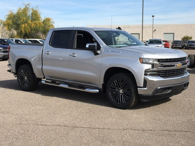 2019 Silverado 1500 Crew Cab 4x2,  Pickup #KG111611 - photo 3