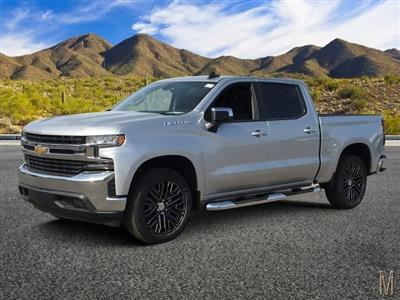 2019 Silverado 1500 Crew Cab 4x2,  Pickup #KG111611 - photo 1