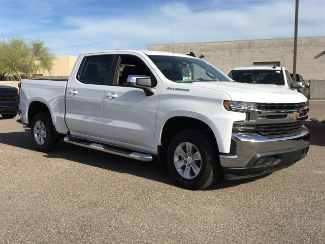 2019 Silverado 1500 Crew Cab 4x2,  Pickup #KG117947 - photo 1
