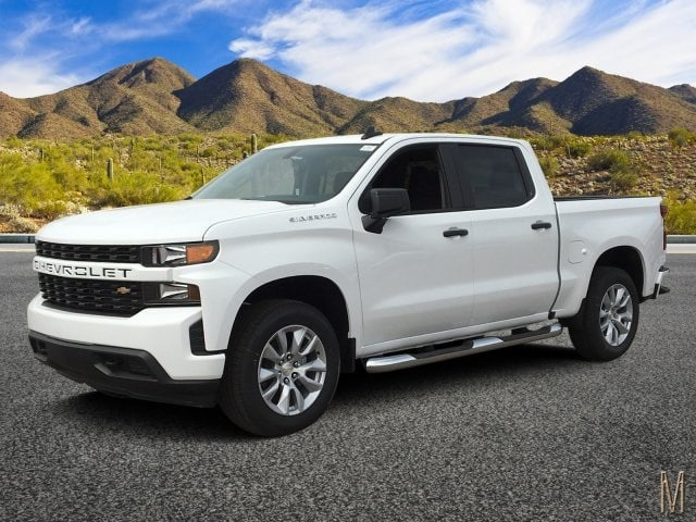 2019 Silverado 1500 Crew Cab 4x2,  Pickup #KG126691 - photo 1