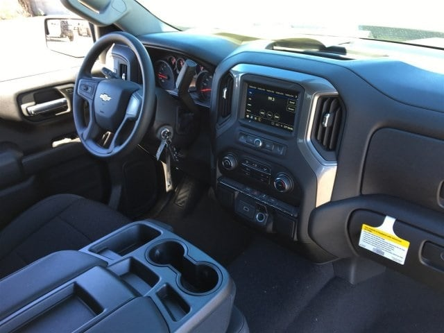 2019 Silverado 1500 Crew Cab 4x2,  Pickup #KG139934 - photo 9