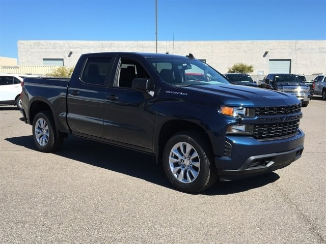 2019 Silverado 1500 Crew Cab 4x2,  Pickup #KG139934 - photo 3