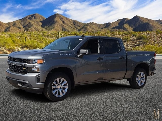 2019 Silverado 1500 Crew Cab 4x2,  Pickup #KG150772 - photo 1