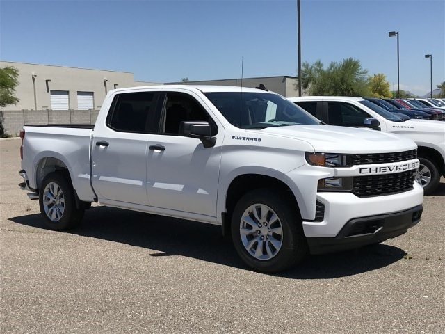 2019 Silverado 1500 Crew Cab 4x2,  Pickup #KG170458 - photo 3